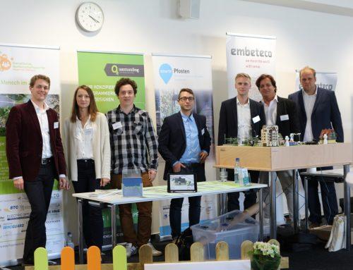 ENaQ-Projekt präsentiert sich auf der OLEC Jahrestagung