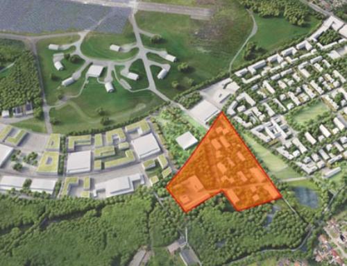 """""""Helleheide"""" wird Quartiersname für Smart City Lab auf dem Fliegerhorst"""