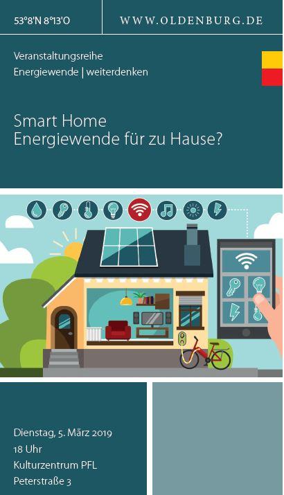 Smart Home Energiewende für zu Hause? - Bild: Quantumfrog GmbH / Stadt Oldenburg