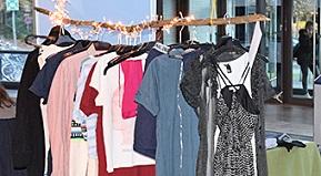 Kleidertausch in Neudonnerschwee - Bild: www.neudonnerschwee-verbindet.de