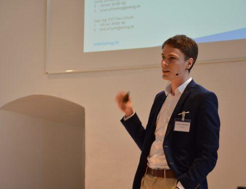 ENaQ goes Bayern – KEHAG beim 26. C.A.R.M.E.N.-Forum