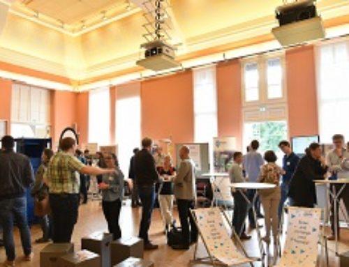 Zahlreiche Bürgerinnen und Bürger beteiligen sich an der Quartiersentwicklung beim Dialogforum Fliegerhorst