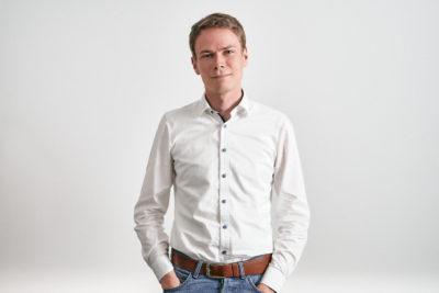Lucas Schmeling, KEHAG Energiehandel GmbH, Bild: Kevin Knoche