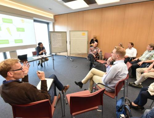 """Rückblick zum Dialogforum: Energie-Workshop 2 – """"Beteiligung an Energieerzeugungsanlagen im Quartier"""""""