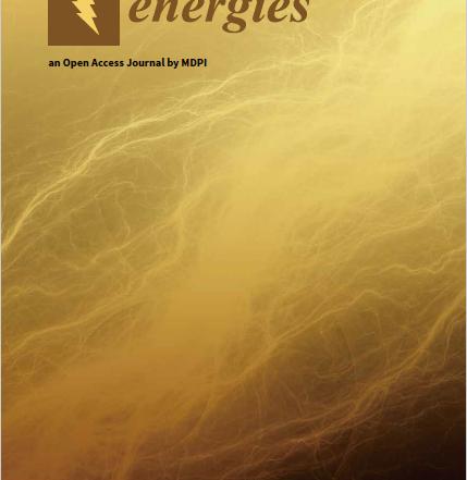 Energies Journal Cover, Bildquelle: MDPI AG