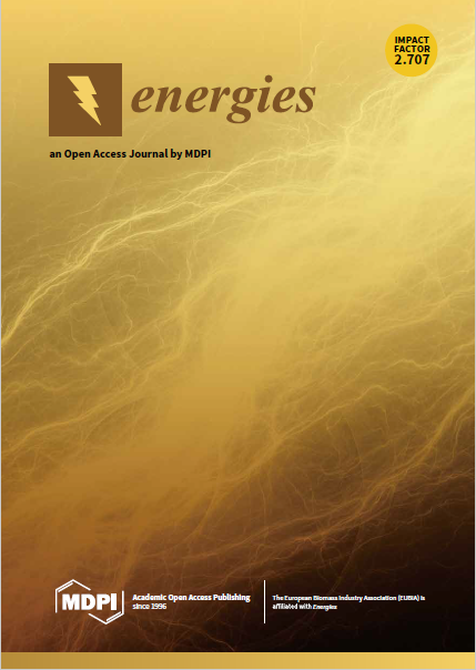 Energies Journal Cover, Bildquelle: MDPI AG