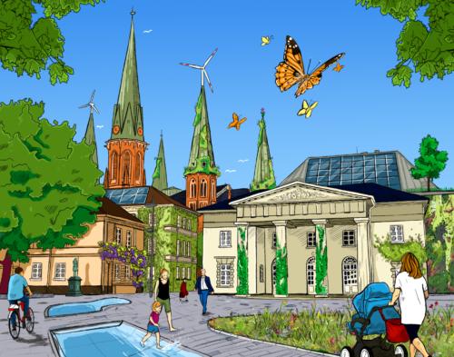 Zukunftsfähige Städte durch Klimaschutz, Bildquelle: Stadt Oldenburg