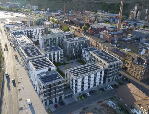 """""""Neue Weststadt – Klimaquartier"""" (Es_West_P2G2P) – Ein ENaQ Schwesterprojekt stellt sich vor"""