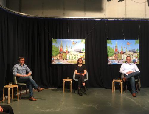 """Livestream """"Zukunftsfähige Städte durch Klimaschutz"""""""