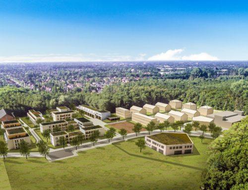 Fliegerhorst: Quartier Helleheide kann durchstarten